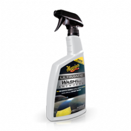 Meguiars Ultimate Lava a Seco com Cera Wash & Wax, G3626 (768ml)