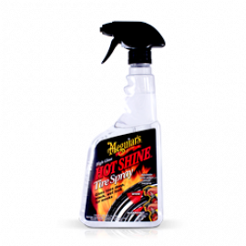 Brilha Pneu Hot Shine Tire Spray, G12024 (710ml) Meguiars