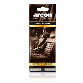 Aromatizante Folha Areon Mon Leather Interior (1 unidade)