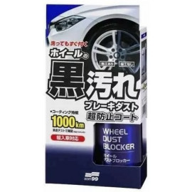 Soft99 Repelente Spray para Rodas Wheel Dust Blocker (200ml)
