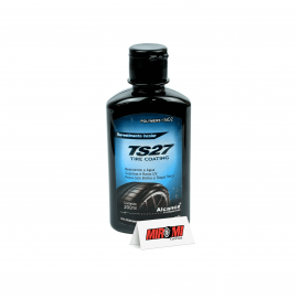 Alcance Revestimento Incolor para Pneus TS27 Tire Coating (200ml)