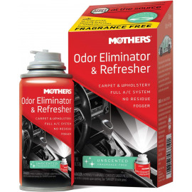 Mothers Spray Limpa Ar Condicionado Odor Eliminator Refresher (57gr)
