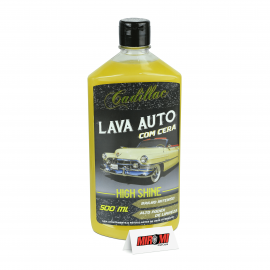 Cadillac Shampoo com Cera High Shine 1:200 (500ml)
