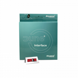 Alcance Dune Interface de Velcro 6""