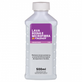 Lava Boina e Microfibra Finisher (500ml)