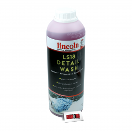 Lincoln Shampoo LS18 Detail Wash Super Concentrado 1:400 (2 Litros)