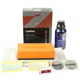 Leather CQuartz Carpro Coating para Couro e Vinil (30ml)