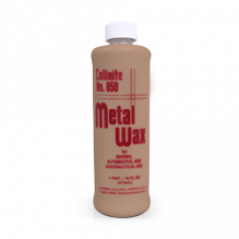 Collinite Cera para Metal Wax, 850 (473ml)