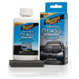Meguiars Perfect Clarity Cristalizador de Vidros Glass Sealant - G8504 (118ml)