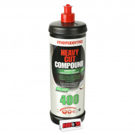 Menzerna Green Line Polidor Corte Heavy Cut Compound 400 Voc-Free (1 Kg)