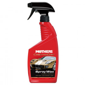 Cera Spray Mothers Spray Wax, 05724 (710ml) California Gold Mothers