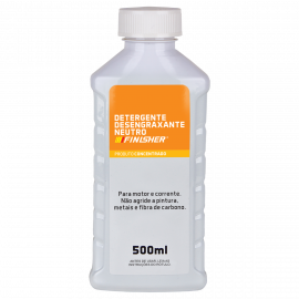 Detergente Desengraxante Neutro Finisher Concentrado 1:20 (500ml)