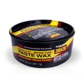 Cera de Carnaúba 3M Perfect-It Paste Wax, 39526 (297,7g) - Importada