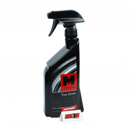 Mothers M-Tech Brilha Pneu Spray Tire Shine, 22324 (710ml)